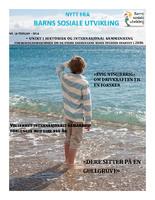 Nyhetsbrev: Nytt fra Barns sosiale utvikling