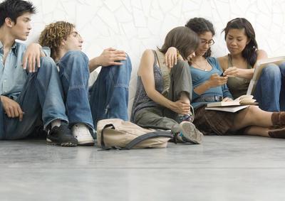 Ungdommene opplevde å bli hørt: Alle ungdommene i studien opplevde å bli hørt og tatt hensyn til under MST-behandlingen. Foto: Colourbox.