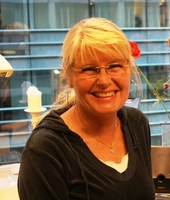 Forsker Mari-Anne Sørlie. Foto: NUBU